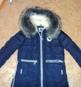 Новая зимняя куртка 46-48