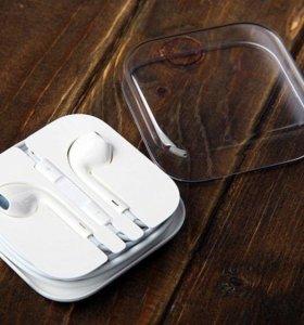 Наушники Apple EarPods 3.5 мм