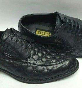 Ботинки зилли