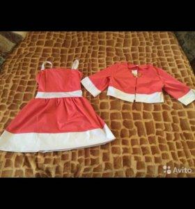Платье новое,42-44р