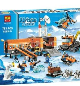 Конструктор Bela Urban Arctic аналог Lego