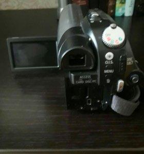 Ведеокамера Panasonic VDR-D50