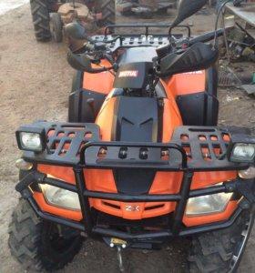 (4WD) Квадроцикл Stels ATV300B
