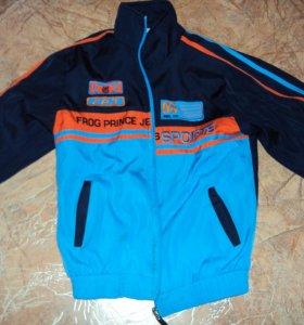 Спортивная кофта р-р 110-116
