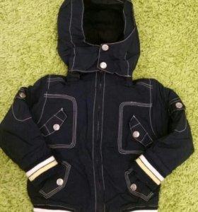 Куртка Bliss One с флисовой подстежкой-кофтой