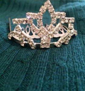 Диадема (корона) маленькая