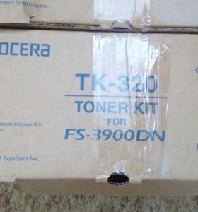 Картридж ТК-320(оригинал)