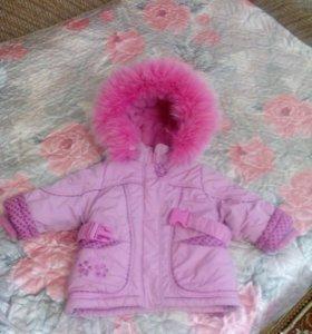 Куртка б/у 80 см