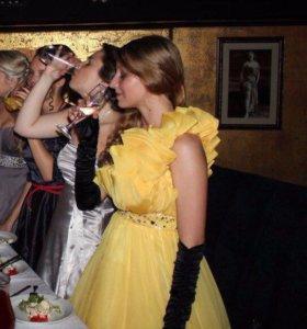 Платье на выпускной/фотосессию