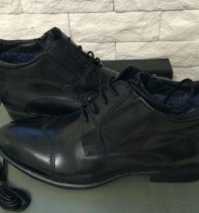 Новые зимние ботинки Carnaby мужские