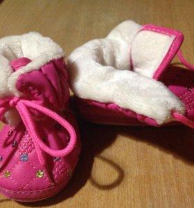 Новая обувь на девочку