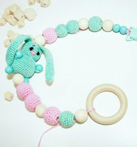 Детские игрушки грызунки прорезыватели для зубов