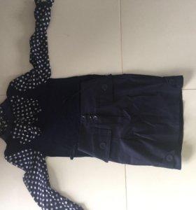 Сарафаны, юбки блузы