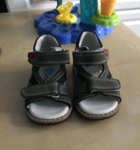 Ортопедические сандали Perlina 18 размер