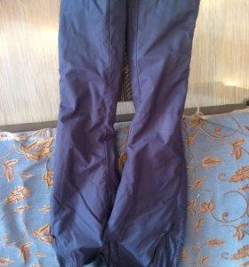 Горнолыжные штаны( с лямками )