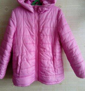 Куртка осень-весна утепленная
