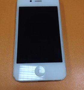 Продам iPhone 4s под восстановление
