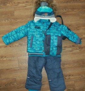 Зимний костюм Kiko 98-104