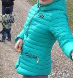 Куртка очень-весна