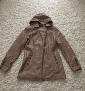 Курточка эко-кожа