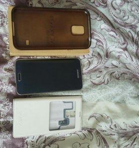 Samsung galaxy s5 в отличном состоянии
