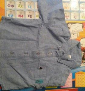 рубашка р68