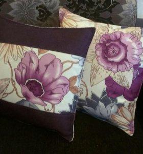 Диванные подушки, новые