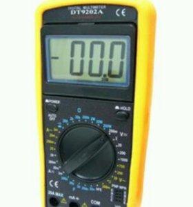 Мультиметр (цешка) Dt-9202A новый