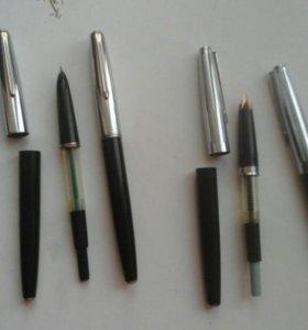 Ручки перьевые СССР