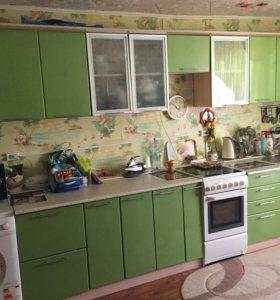 Кухонный гарнитур + барная стойка