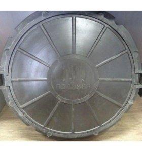 Люки полимерно-песчаные ПП-630 от производителя