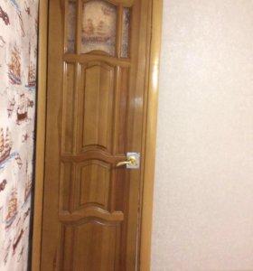 Дверь ванна/туалет 2шт