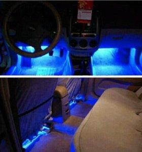 Подсветка в автомобиль