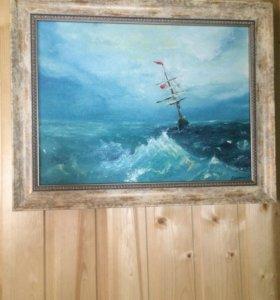 Айвазовский картина