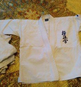 Кимоно (доги) для занятий каратэ