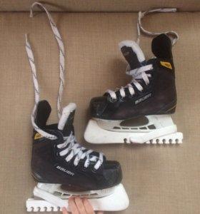 Коньки хоккейные детские 27 размер