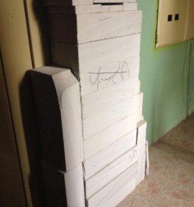 Газоселикат блоки, остатки клея в подарок)
