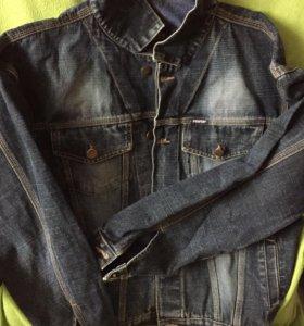 Джинсовка куртка мужская