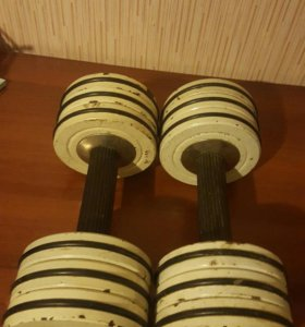 Гантели 13 кг