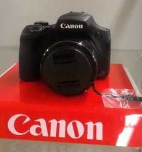 Новая фотокамера Canon SX60HS (E)