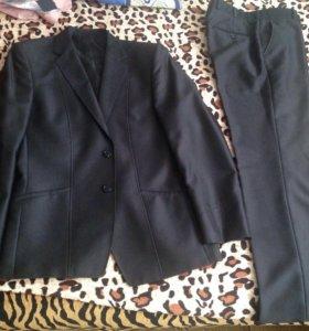 Костюм+рубашка галстук
