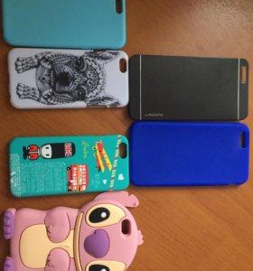 Чехлы на iPhone 6/6+/s