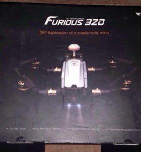 Квадрокоптер Furious 320