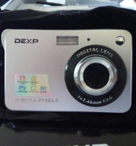Компактная камера DEXP DC5100