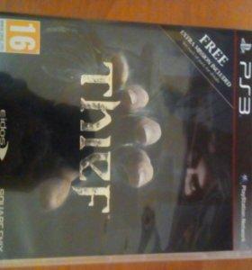 Thief игра для ps3
