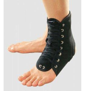 Ортез (бандаж на ногу)