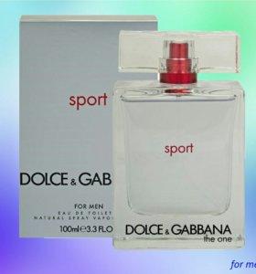 DOLCE & GABBANA the one SPORT 100ml