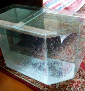 Продам аквариум 85л