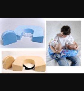 Подушка для кормления milk rivers twins
