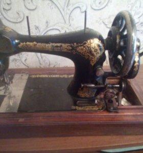 Швейная машинка зингер 1906